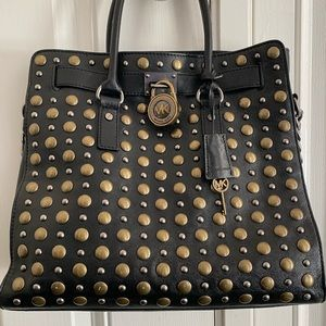 EUC MICHAEL KORS Studded bag